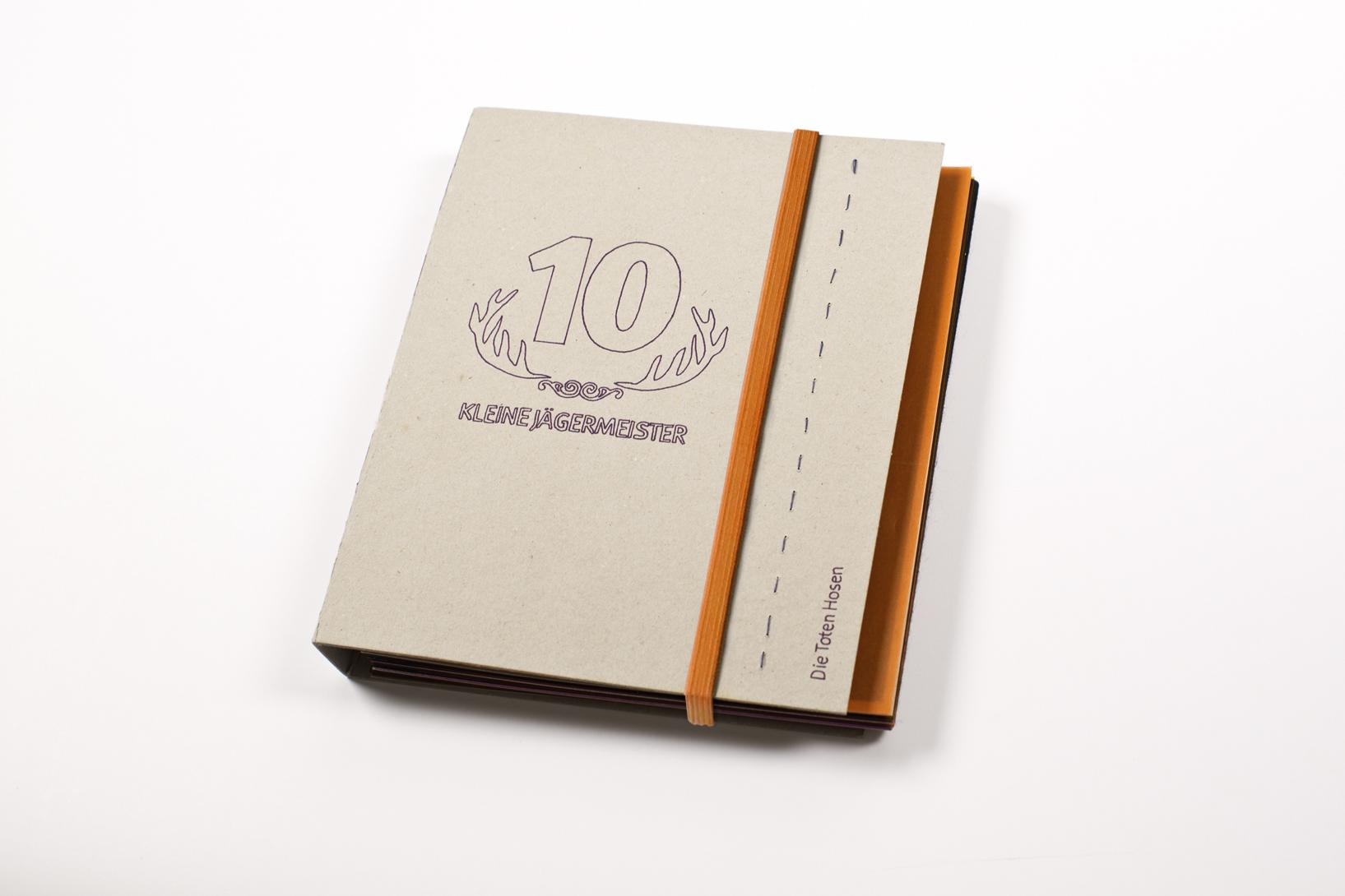 10 kleine Jägermeister