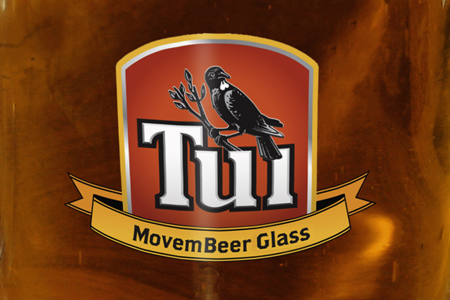Tui MovemBeer Glass