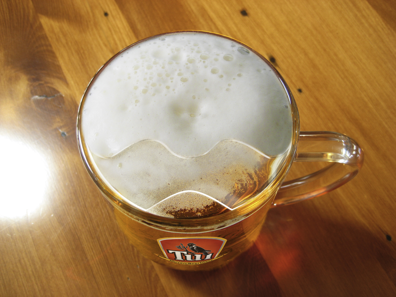 Tui MovemBeer Glass